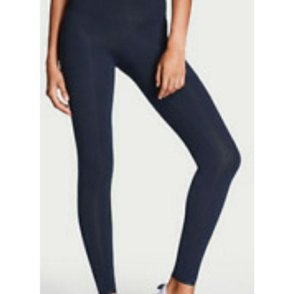 f24d9e6e36bfe1 Victoria's Secret Pants   New Victorias Secret Classic Navy Blue ...